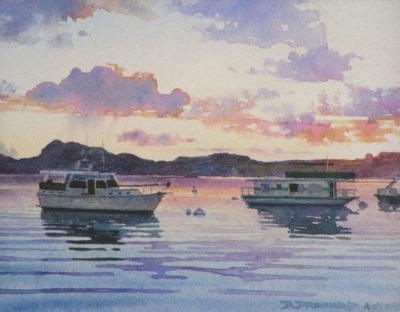 Buoy Field Dawn 4 x 5.5 040904 004