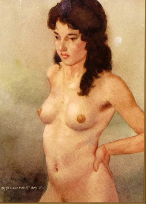Figure Study #2 6x4 1152010 - Copy