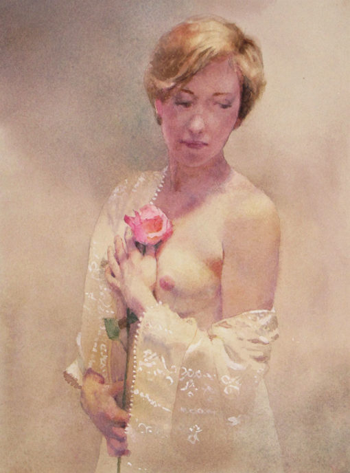 Rose #2 by David Drummond