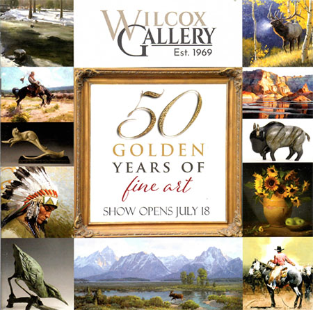 Wilcox Gallery 50th Anniversary